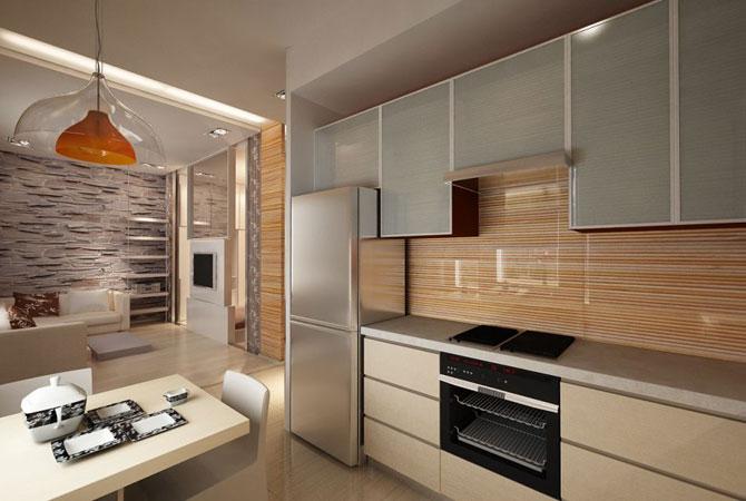 фото интерьеров хрущевских квартир