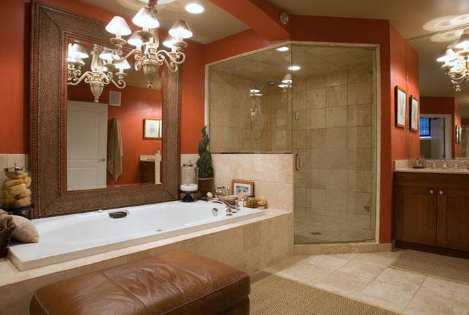 техника ремонта ванной комнаты и санузла