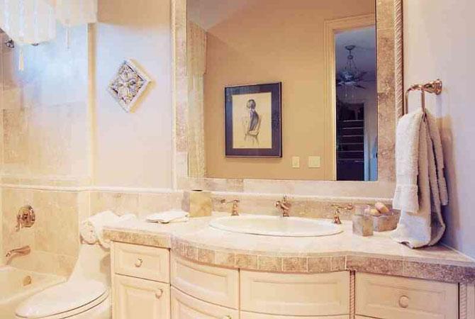 дизайн ванной комнат галерея