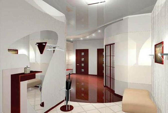 дизайн квартиры 62 м