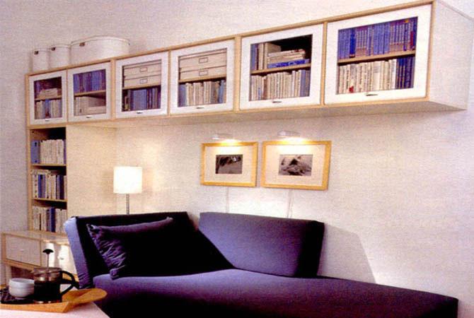 дизайн света в квартирах