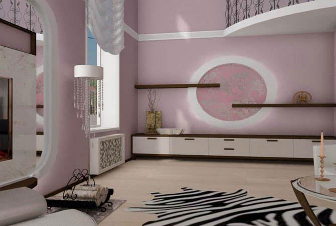 дизайн детской комнаты в торовом центре