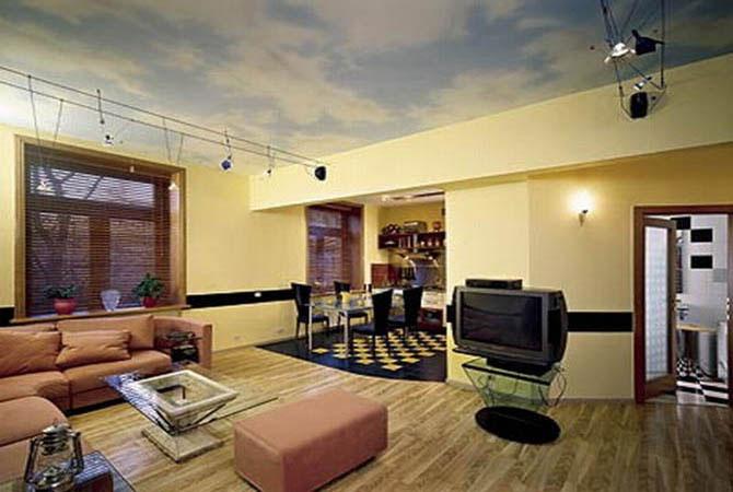 дизайн и ремонт квартир под ключ