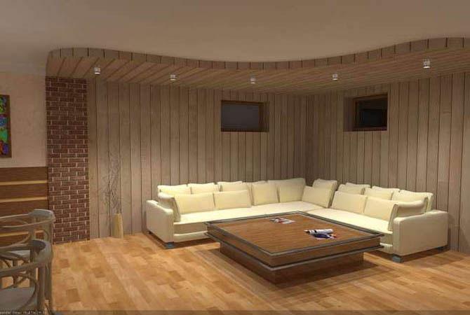дизайн интерьера трехкомнатной квартиры портфолио