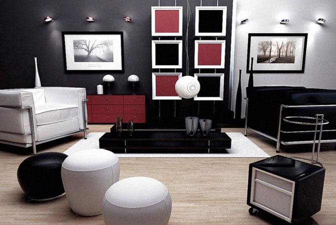 фото дизайна отделки квартир