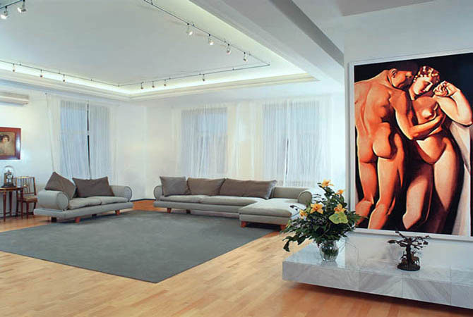 новое в дизайне для среднего класса квартир