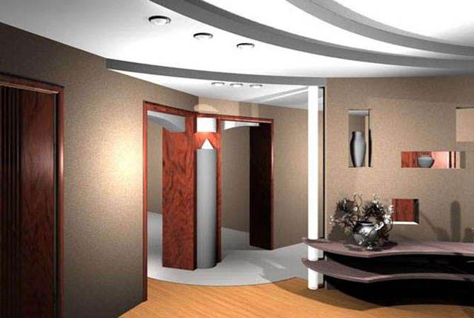 евроремонт квартир дизайн перепланировка квартир