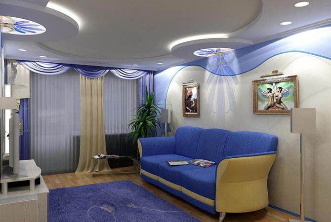 обои для стен дизайн комнат