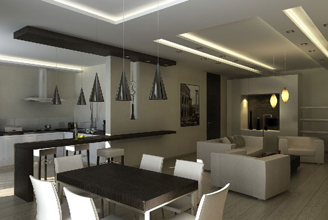 дизайн проект квартир ii 68