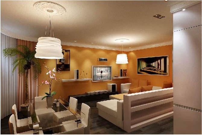 проект дизайна квартир и 155