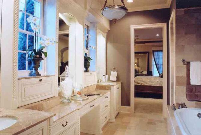 плитка киото в интерьере ванной комнаты