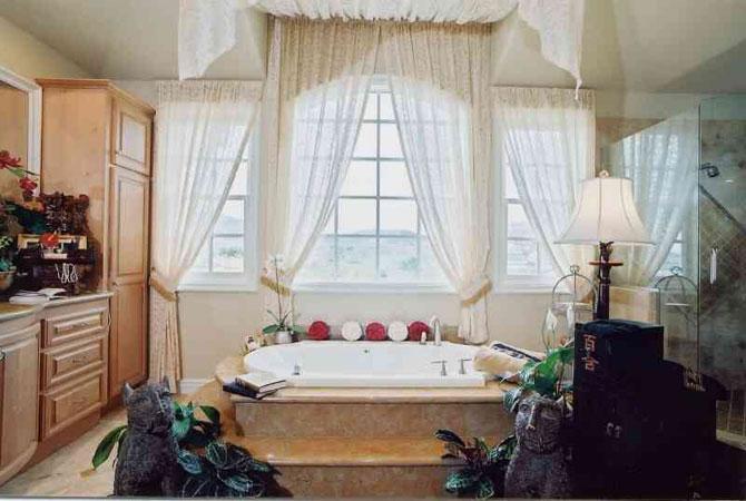 дизайн ванной комнаты коттеджа студия дизайна