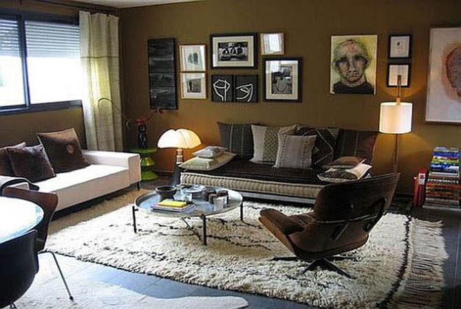 греческий стиль в дизайне квартиры