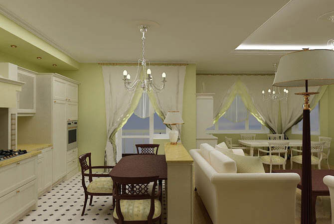 ремонт квартир натяжные потолки 22