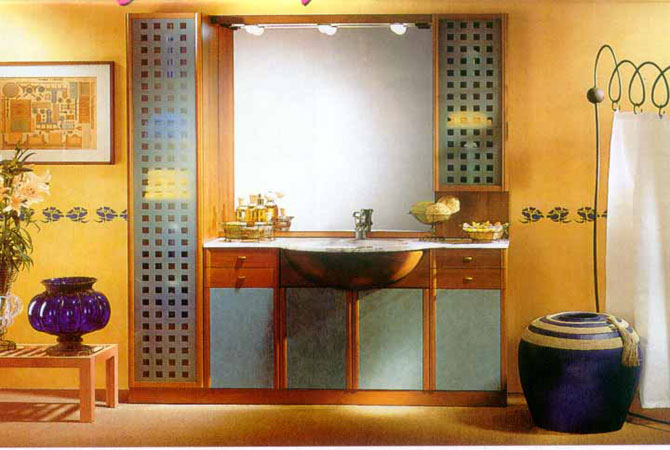 каталог интерьеров ванной комнаты