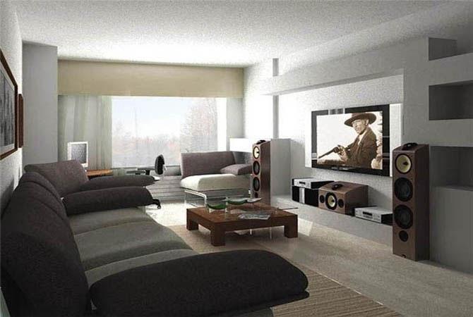 малогабаритные комната их дизайн