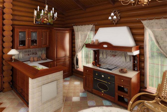 фото дизайн прихожей в квартире природный камень