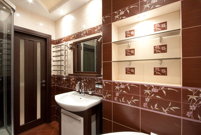 дизайн и интерьер типовой двухкомнатной квартиры