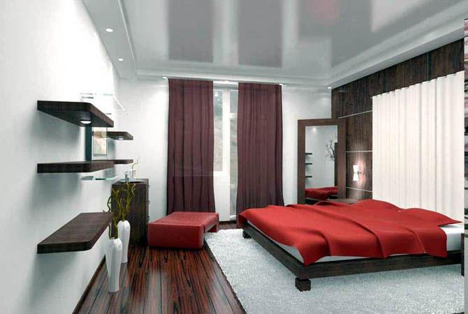 интерьер в двух комнатной квартире