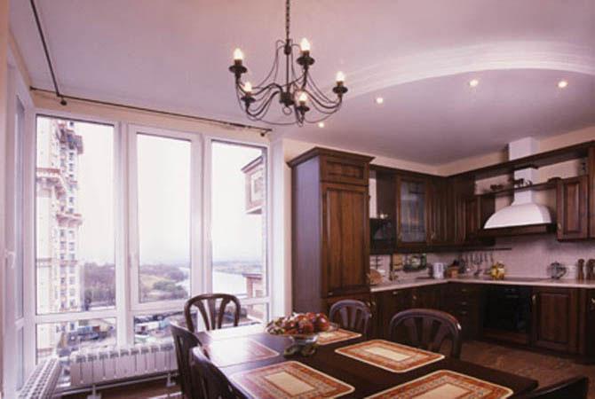 интерьер трехкомнатной квартиры панельного дома