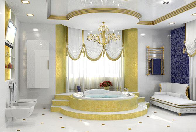 дизайн ванных комнат санкт петербург