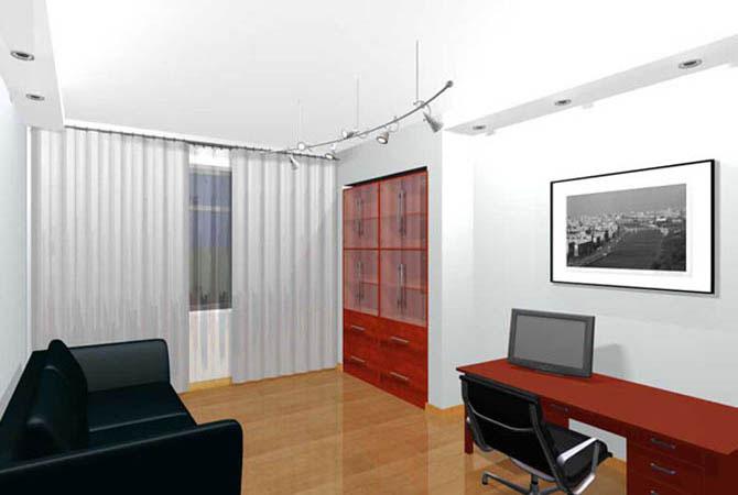 интерьер 3 х комнатных квартир
