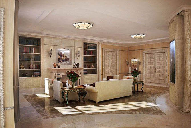 дизайн интерьер однокомнатной квартиры дома серии и155