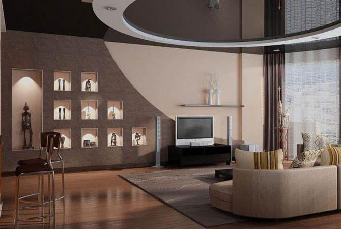 дизайн проекты квартиры студии
