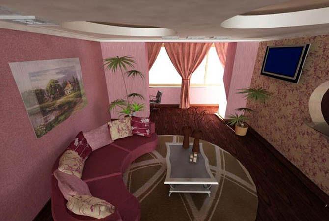 интерьер и обустройство квартир