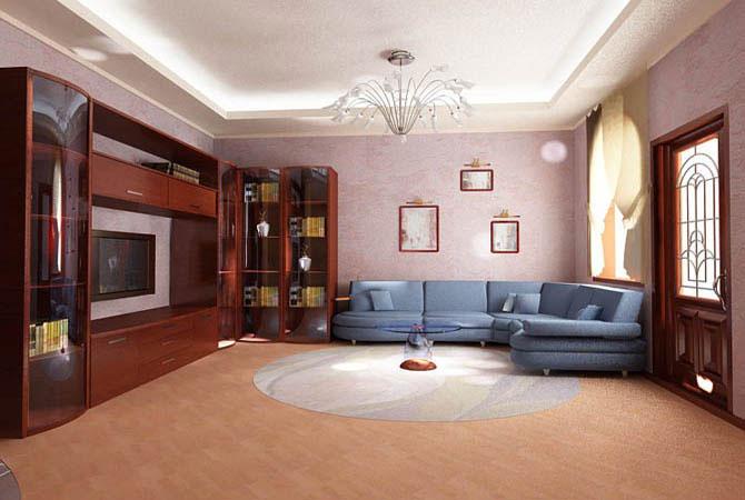 3d дизайн интерьер комнаты
