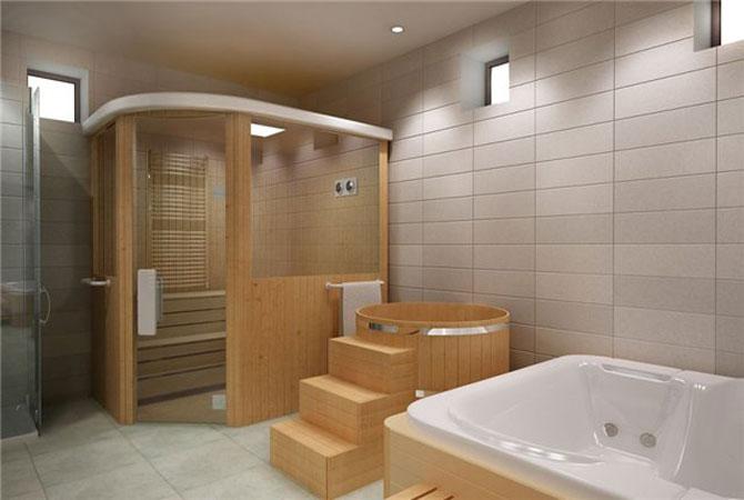 отделка ванной комнаты недорого
