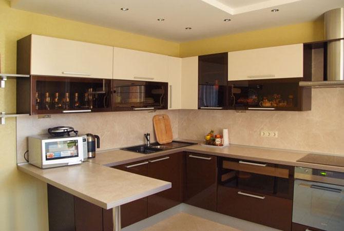 дизайн проект двухкомнатной квартиры пример