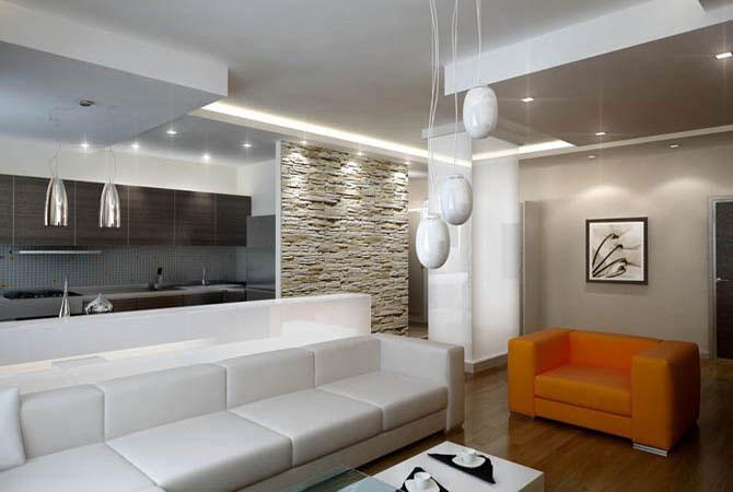 примеры дизайна трехкомнатной квартиры хрущевки