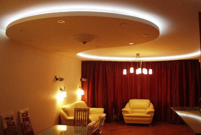 дизайн освещения комнат фотогалерея