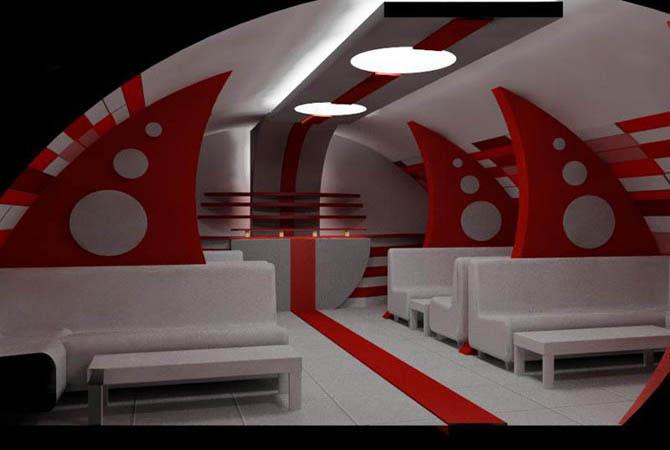 дизайн интерьера 2-хкомнатной квартиры площадью 48 квм
