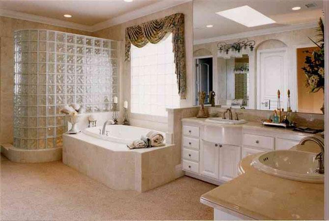 фото ванных комнат от дизайнеров