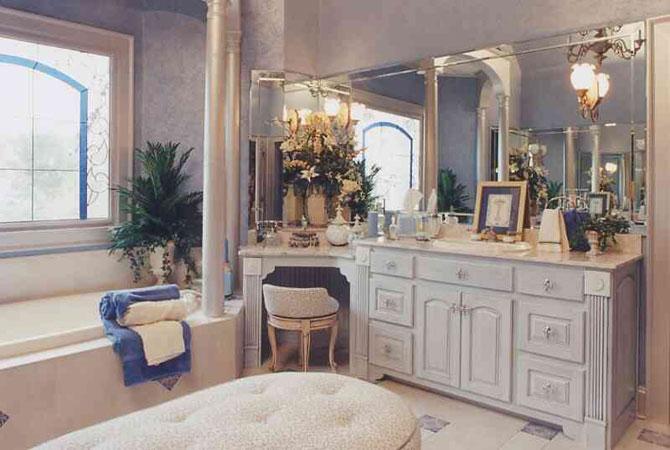 как произвести ремонт в ванной комнате