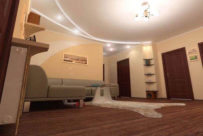 дизайн и ремонт для съемной квартиры