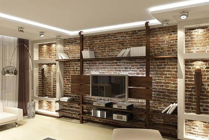 дизайн комнаты в стиле каланектика
