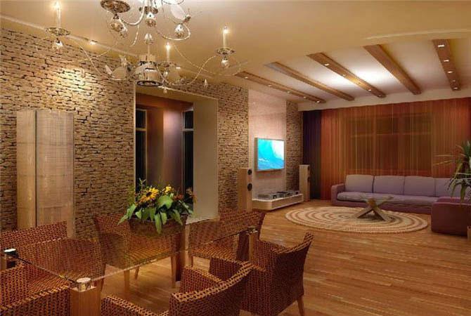 как сделать дизайн интерьера однокомнатной квартиры