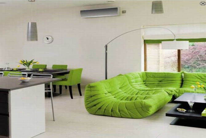 декоративные уголки для дизайна и ремонта квартир