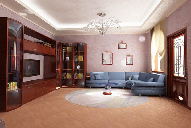 найти дизайн интерьера квартиры сайт