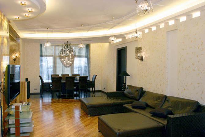 дизайн квартиры в 56 квм