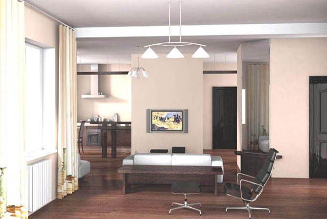 дизайн интерьера квартиры ukraina