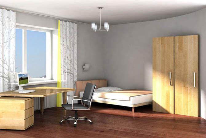 советы по дизайну квартир под крышей