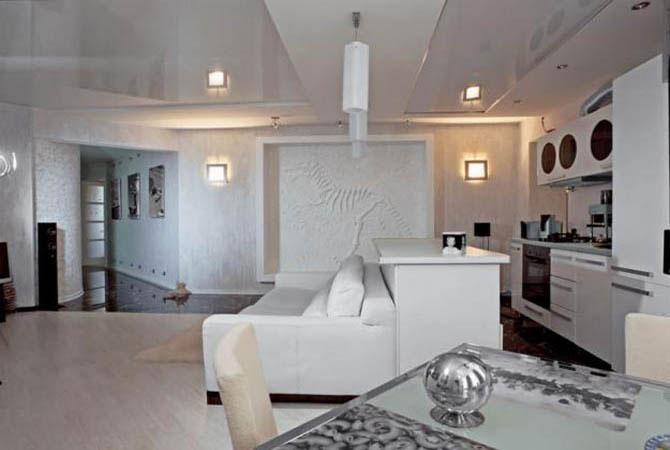 евроремонт квартир надежно отделка в комнате