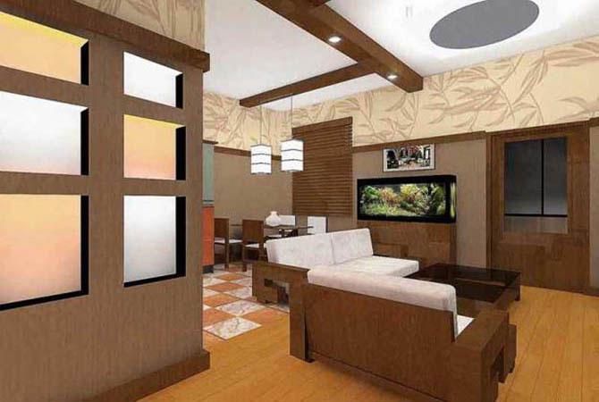 оформление дизайна квартиры рисунки