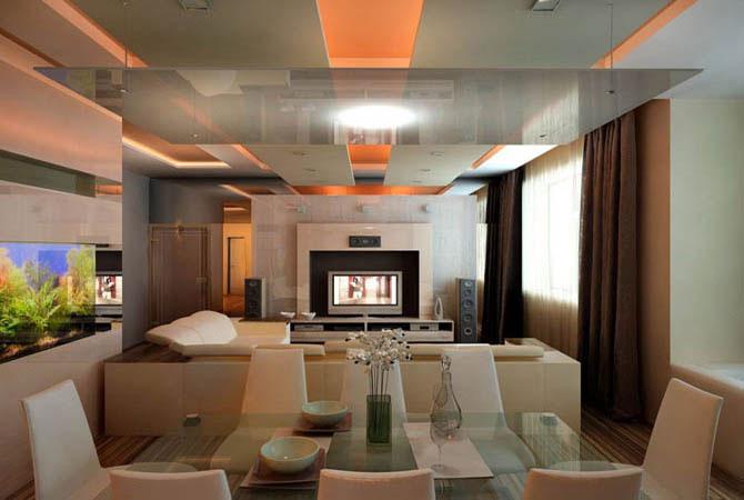 стили двадцатого века в интерьере квартир