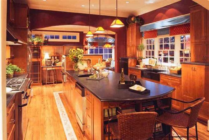 3d дизайн дома и его комнат