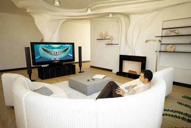 отделка ремонт квартир дизайнер